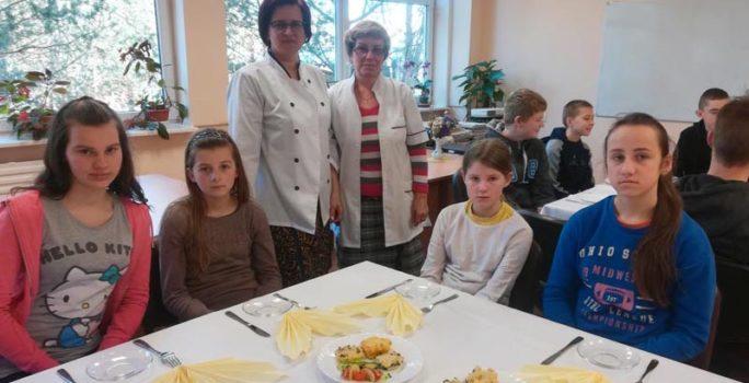 Profesinio orientavimo pamokos Antašavos mokyklos – daugiafunkcio centro mokiniams